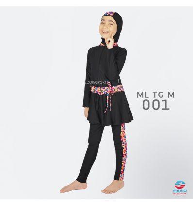 Baju Renang Anak SD Edora ML TG M 001
