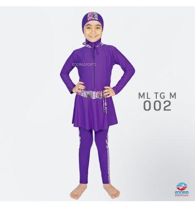 Baju Renang Anak SD Edora ML TG M 002