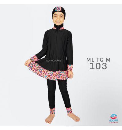 Baju Renang Anak SD Edora ML TG M 103