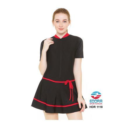 HDR Baju Renang Wanita Edora Semi Cover HDR 1118