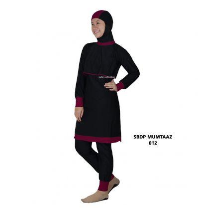 Baju Renang Muslimah Sulbi Mumtaaz 12