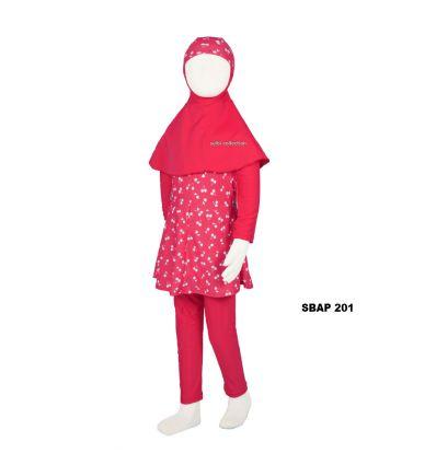 Baju Renang Anak Perempuan Sulbi SBAP 201