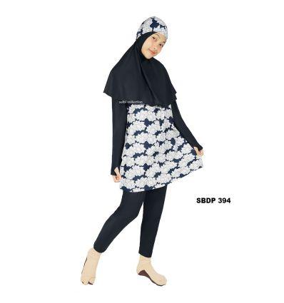 Baju Renang Muslimah Sulbi SBDP 394
