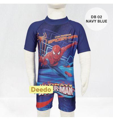Baju Renang Bayi Deedo DB 02 Navy