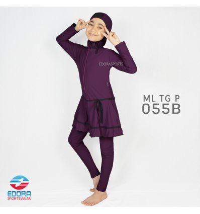 Baju Renang Anak SD Edora ML TG P 055 B
