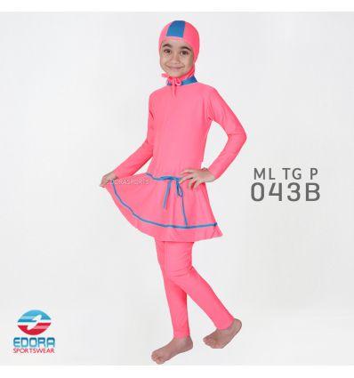 Baju Renang Anak SD Edora ML TG P 043 B