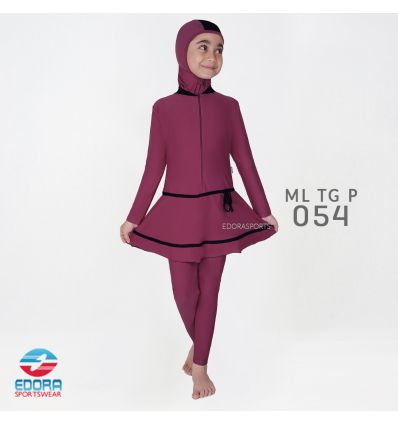 Baju Renang Anak SD Edora ML TG P 054