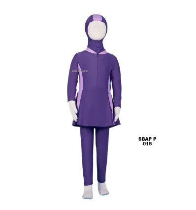 Baju Renang Anak Perempuan Sulbi SBAP P 15