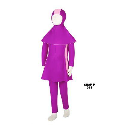 Baju Renang Anak Perempuan Sulbi SBAP P 13