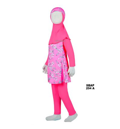 Baju Renang Anak Perempuan Sulbi SBAP 204 A