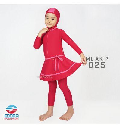 Baju Renang Anak TK Edora ML AK P 025