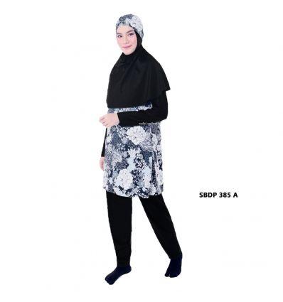 Baju Renang Muslimah Sulbi SBDP 385 A