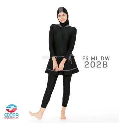 Baju Renang Muslimah Edora ES ML DW 202 B