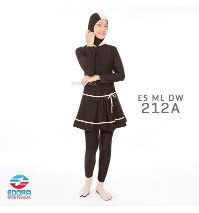 Baju Renang Muslimah Edora ES ML DW 212 a