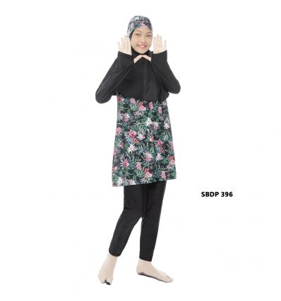 Baju Renang Muslimah Sulbi SBDP 396