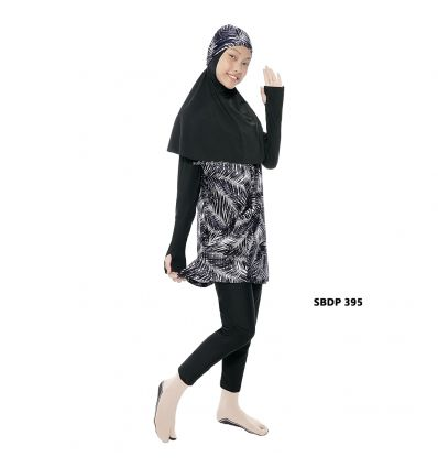 Baju Renang Muslimah Sulbi SBDP 395