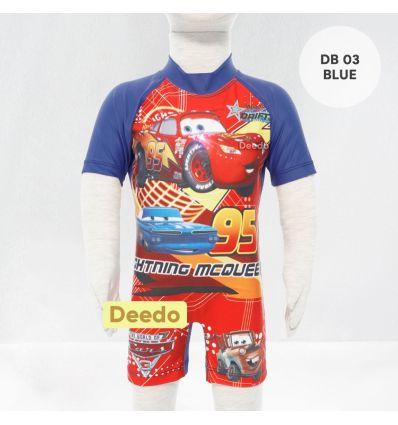Baju Renang Bayi Deedo DB 03 Blue