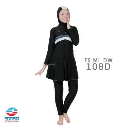 Baju Renang Muslimah Edora ES ML DW 108 D