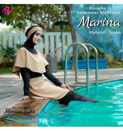 Rocella Swimwear Marina Moccachino