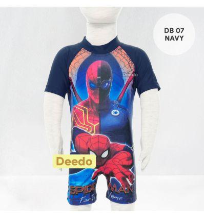 Baju Renang Bayi Deedo DB 07 Navy