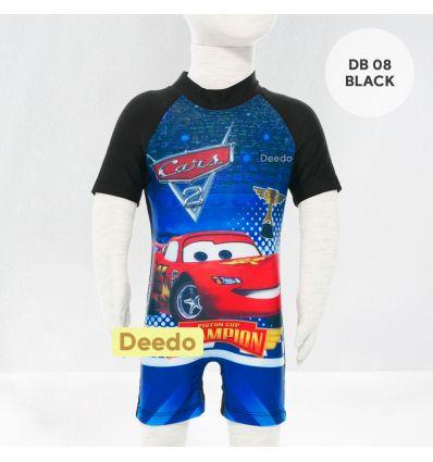 Baju Renang Bayi Deedo DB 08 Black