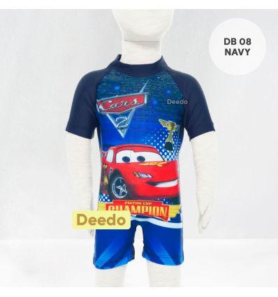 Baju Renang Bayi Deedo DB 08 Navy
