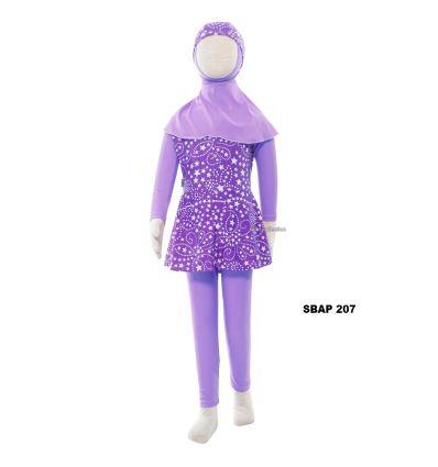 Baju Renang Anak Perempuan Sulbi SBAP 207