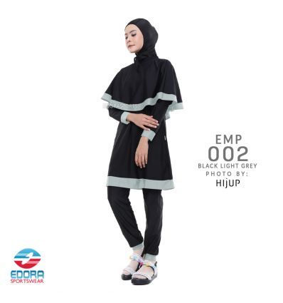 Edorasports - EMP 002 Black Light Grey