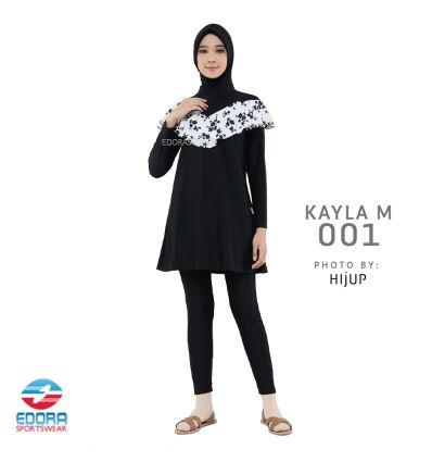Baju Renang muslimah Edora Kayla M 001