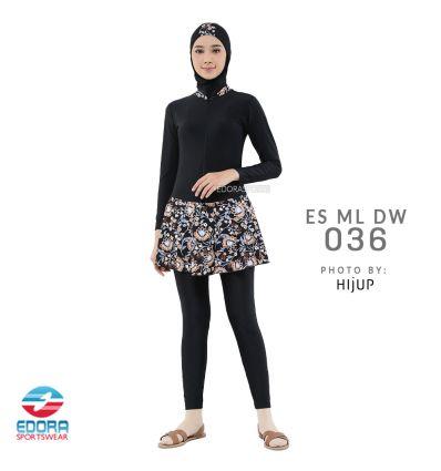 Baju Renang Muslimah Edora ES ML DW 036