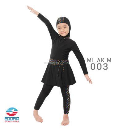 Baju Renang Anak TK Edora ML AK M 003