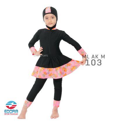 Baju Renang Anak TK Edora ML AK M 103