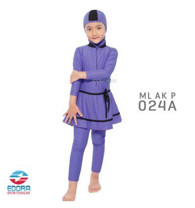 Baju Renang Anak TK Edora ML AK P 024 A
