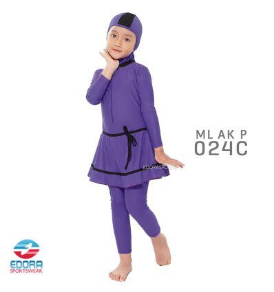 Baju Renang Anak TK Edora ML AK P 024 C