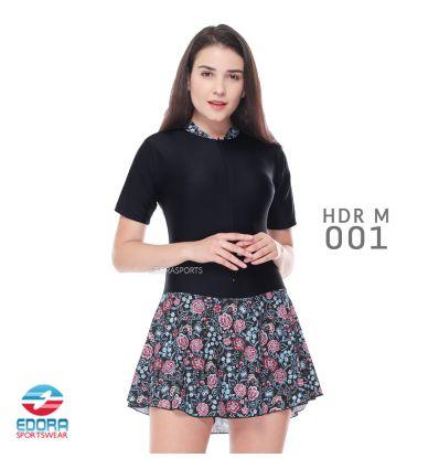 Baju Renang Wanita Edora Semi Cover HDR M 001