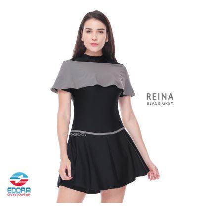 Edorasports - Reina Black Grey