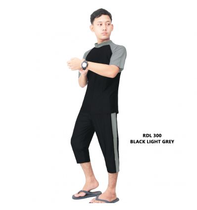 RIZQY - RDL 300 BLACK LIGHT GREY