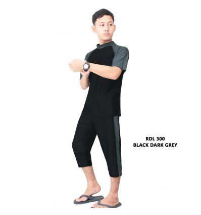 RIZQY - RDL 300 BLACK DARK GREY