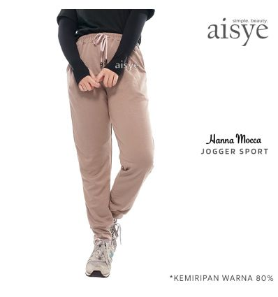 Aisye - Hanna Mocca Jogger Sport