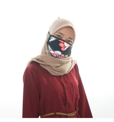 Edorapsorts - Masker Motif/lusin
