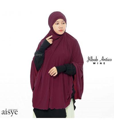 Aisye - Jilbab Antico Wine