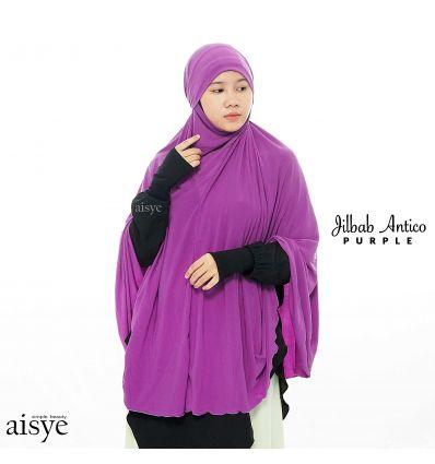 Aisye - Jilbab Antico Purple