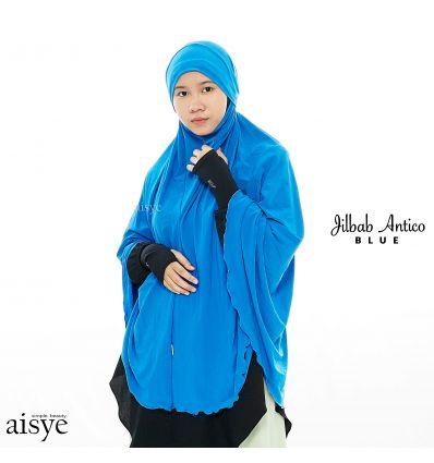 Aisye - Jilbab Antico Blue