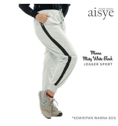 Aisye - Minna Misty White Black