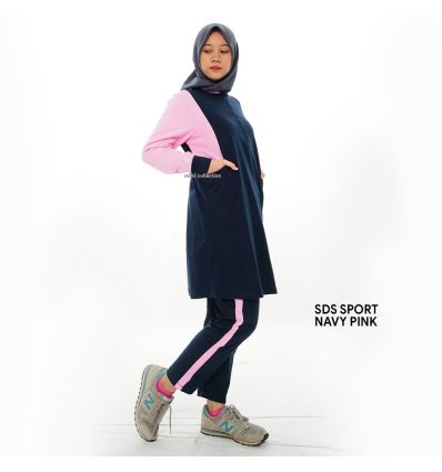 Sulbi - SDS Sports Navy Pink