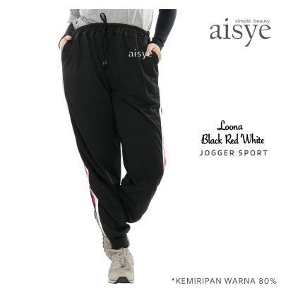 Aisye - Loona Black Red White