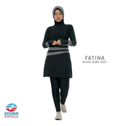 Edorasports - Fatina Black Dark Grey