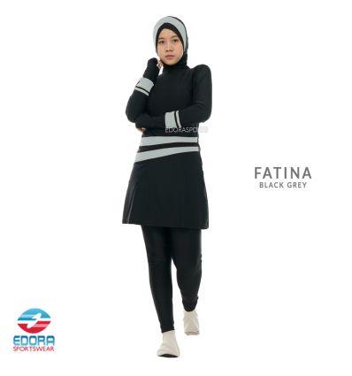 Edorasports - Fatina Black grey