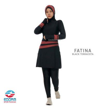 Edorasports - Fatina Black Terracota