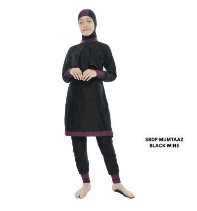 Sulbi - SBDP Mumtaaz Black Wine